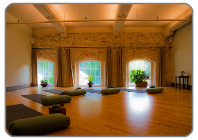 Mood Lighting: Yoga Room